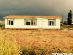 Home for sale at 7606 E 7200 South, Jensen, UT  84035. Listed at 142500 with 3 bedrooms, 2 bathrooms and 1,144 total square feet