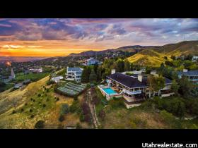 Home for sale at 662 N Saddle Hill Rd, Salt Lake City, UT  84103. Listed at 4350000 with 5 bedrooms, 9 bathrooms and 10,871 total square feet