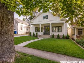 Home for sale at 176 N G St, Salt Lake City, UT  84103. Listed at 729900 with 3 bedrooms, 2 bathrooms and 3,360 total square feet