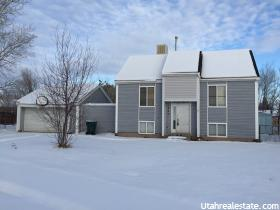 Home for sale at 1244 N 3560 West, Maeser, UT  84078. Listed at 198000 with 5 bedrooms, 3 bathrooms and 2,688 total square feet