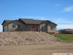 Home for sale at 6591 S 6900 West, Myton, UT  84052. Listed at 220000 with 4 bedrooms, 2 bathrooms and 2,702 total square feet