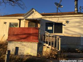 Home for sale at 353 E Chalk Creek Rd, Coalville, UT 84017. Listed at 94500 with 2 bedrooms, 1 bathrooms and 1,220 total square feet