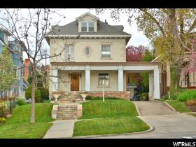 Home for sale at 1207 E South Temple St, Salt Lake City, UT 84102. Listed at 775000 with 6 bedrooms, 5 bathrooms and 4,434 total square feet