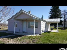 Home for sale at 298 W Center, Lewiston, UT 84320. Listed at 109000 with 2 bedrooms, 1 bathrooms and 808 total square feet