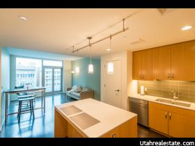 Home for sale at 35 E 100 South #709, Salt Lake City, UT  84111. Listed at 335000 with 1 bedrooms, 1 bathrooms and 854 total square feet