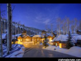 Maison unifamiliale pour l Vente à 174 WHITE PINE CANYON Road 174 WHITE PINE CANYON Road Unit: 174 Park City, Utah 84098 États-Unis