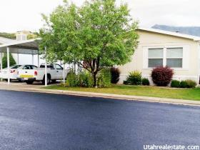 Home for sale at 975 E 6600 South #58, Uintah, UT 84405. Listed at 49900 with 3 bedrooms, 2 bathrooms and 1,560 total square feet