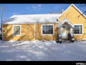 Home for sale at 347 W 200 North, Smithfield, UT 84335. Listed at 139500 with 3 bedrooms, 1 bathrooms and 1,315 total square feet