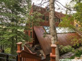 独户住宅 为 销售 在 3009 BLACK FOREST Road 圣丹斯, 犹他州 84604 美国