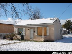 Home for sale at 510 S 100 East, Nephi, UT  84648. Listed at 79900 with 2 bedrooms, 1 bathrooms and 1,450 total square feet