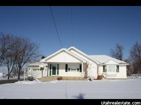 Home for sale at 129 E 300 South, Hyrum, UT  84319. Listed at 220000 with 4 bedrooms, 3 bathrooms and 2,782 total square feet
