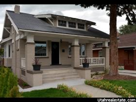 Home for sale at 866 E Ramona Ave, Salt Lake City, UT  84105. Listed at 399500 with 4 bedrooms, 2 bathrooms and 2,210 total square feet