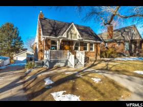 Home for sale at 1606 S 1600 East, Salt Lake City, UT  84105. Listed at 449900 with 3 bedrooms, 2 bathrooms and 1,953 total square feet
