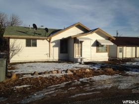 Home for sale at 78 N 200 East, Duchesne, UT  84021. Listed at 80000 with 3 bedrooms, 1 bathrooms and 1,245 total square feet