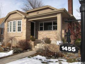 Home for sale at 1455 E Ramona Ave, Salt Lake City, UT  84105. Listed at 425000 with 3 bedrooms, 2 bathrooms and 1,918 total square feet