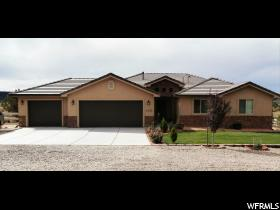 Single Family Home for Sale at 1453 N CANYON TRAILS Drive Dammeron Valley, Utah 84783 United States