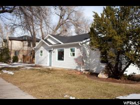 Home for sale at 2699 S Filmore St, Salt Lake City, UT 84106. Listed at 339500 with 3 bedrooms, 2 bathrooms and 1,295 total square feet