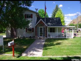 Home for sale at 1820 N 6900 East, Croydon, UT  84018. Listed at 390000 with 5 bedrooms, 3 bathrooms and 2,496 total square feet