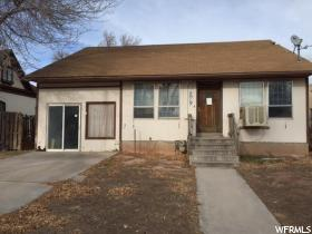 Home for sale at 279 E Center, Richfield, UT  84701. Listed at 52900 with 4 bedrooms, 2 bathrooms and 2,600 total square feet