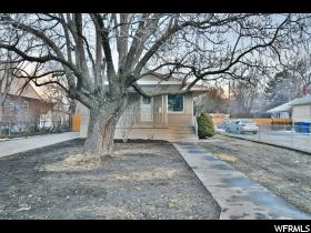 Home for sale at 2513 S 700 East, Salt Lake City, UT  84106. Listed at 252000 with 3 bedrooms, 1 bathrooms and 1,482 total square feet