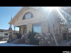 Home for sale at 192 E 00 South, Richfield, UT  84701. Listed at 180000 with 6 bedrooms, 2 bathrooms and 3,229 total square feet
