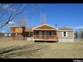 Home for sale at 610 E 300 North, Duchesne, UT  84021. Listed at 132900 with 4 bedrooms, 2 bathrooms and 1,344 total square feet
