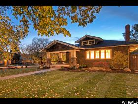 Home for sale at 1380 S Filmore St, Salt Lake City, UT  84105. Listed at 1095000 with 4 bedrooms, 4 bathrooms and 2,790 total square feet