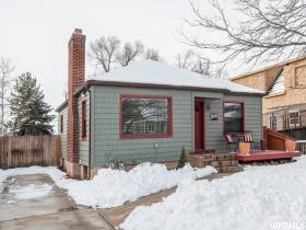 Home for sale at 2734 S Chadwick St, Salt Lake City, UT  84106. Listed at 355000 with 3 bedrooms, 2 bathrooms and 1,970 total square feet