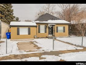 Home for sale at 419 E Woodland Ave, Salt Lake City, UT  84115. Listed at 199900 with 3 bedrooms, 2 bathrooms and 1,171 total square feet
