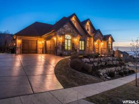 Maison unifamiliale pour l Vente à 620 E COUNTRY Court North Salt Lake, Utah 84054 États-Unis