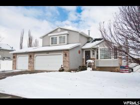 Home for sale at 3214 W 13120 South, Riverton, UT 84065. Listed at 310000 with 5 bedrooms, 4 bathrooms and 2,239 total square feet