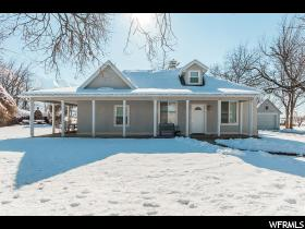 Home for sale at 525 W 1200 North, Mapleton, UT 84664. Listed at 325000 with 4 bedrooms, 4 bathrooms and 3,850 total square feet