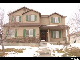 Home for sale at 973 N Jack Rabbit Run, Saratoga Springs, UT 84045. Listed at 339000 with 6 bedrooms, 4 bathrooms and 3,164 total square feet
