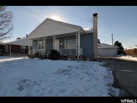 Home for sale at 1981 W 4900 South, Roy, UT 84067. Listed at 170000 with 3 bedrooms, 1 bathrooms and 1,914 total square feet
