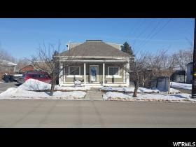 Home for sale at 242 W 100 South, Vernal, UT 84078. Listed at 205000 with 3 bedrooms, 2 bathrooms and 2,350 total square feet