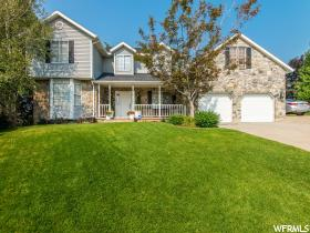 Home for sale at 1167 E Amby, Bountiful, UT 84010. Listed at 529000 with 6 bedrooms, 4 bathrooms and 4,877 total square feet