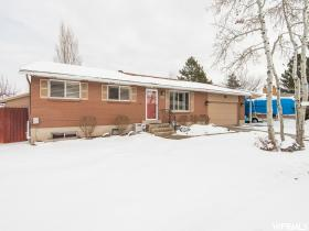 Home for sale at 5323 S Queenswood Dr, Taylorsville, UT 84118. Listed at 264900 with 5 bedrooms, 2 bathrooms and 2,184 total square feet