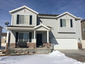 Home for sale at 1931 E Revere Way, Eagle Mountain, UT 84005. Listed at 265000 with 3 bedrooms, 3 bathrooms and 2,583 total square feet