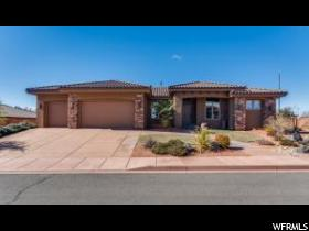 Home for sale at 105 N Cortez Trl, Ivins, UT 84738. Listed at 563700 with 5 bedrooms, 4 bathrooms and 4,418 total square feet