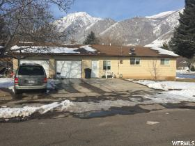 Home for sale at 80 S 800 East, Springville, UT  84663. Listed at 200000 with 4 bedrooms, 3 bathrooms and 2,160 total square feet