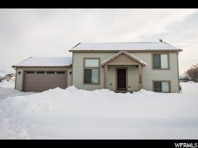 Home for sale at 1538 W 3300 South, Nibley, UT  84321. Listed at 199900 with 4 bedrooms, 2 bathrooms and 1,870 total square feet