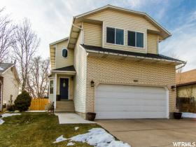 Home for sale at 1087 N 1100 West, Farmington, UT 84025. Listed at 272000 with 3 bedrooms, 3 bathrooms and 2,853 total square feet