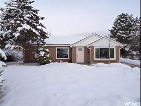 Home for sale at 4513 S Holladay Cir, Holladay, UT  84117. Listed at 280000 with 3 bedrooms, 1 bathrooms and 1,210 total square feet