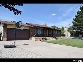 Home for sale at 1224 W 550 North, Clearfield, UT 84015. Listed at 195000 with 4 bedrooms, 2 bathrooms and 2,088 total square feet