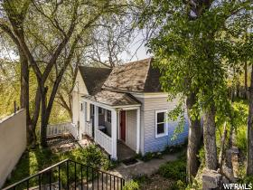 Home for sale at 687 N West Capitol, Salt Lake City, UT  84103. Listed at 239900 with 2 bedrooms, 2 bathrooms and 1,223 total square feet