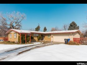 Home for sale at 1835 E Meadowmoor Rd, Holladay, UT  84117. Listed at 284000 with 4 bedrooms, 2 bathrooms and 1,540 total square feet