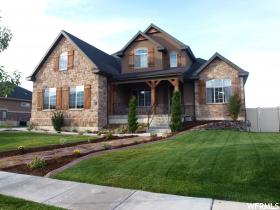 Home for sale at 824 S Wellington Dr, Kaysville, UT 84037. Listed at 579900 with 6 bedrooms, 5 bathrooms and 5,219 total square feet