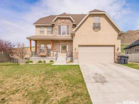 Home for sale at 2009 E 925 South, Springville, UT  84663. Listed at 369900 with 4 bedrooms, 3 bathrooms and 4,336 total square feet