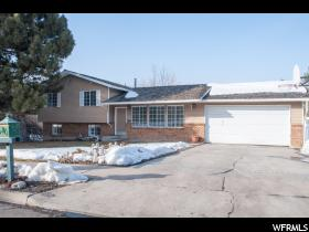 Home for sale at 6046 W 10930 North, Highland, UT  84003. Listed at 259900 with 3 bedrooms, 2 bathrooms and 1,821 total square feet