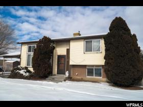Home for sale at 4234 W 6200 South, Kearns, UT 84118. Listed at 147000 with 4 bedrooms, 2 bathrooms and 1,838 total square feet